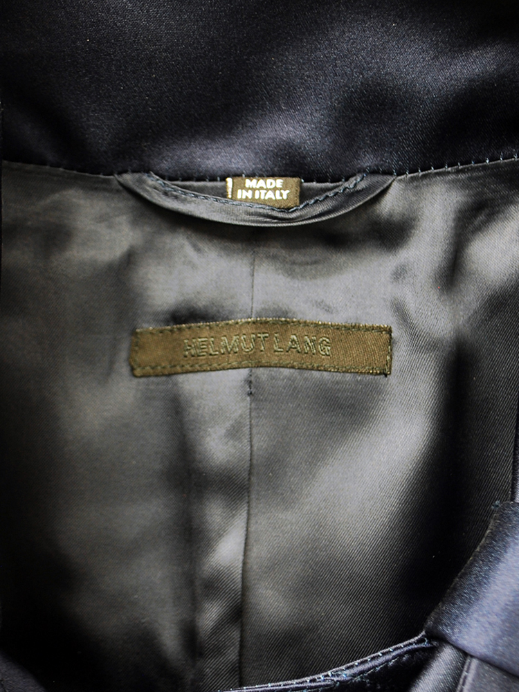 Helmut Lang</br>2004 AW