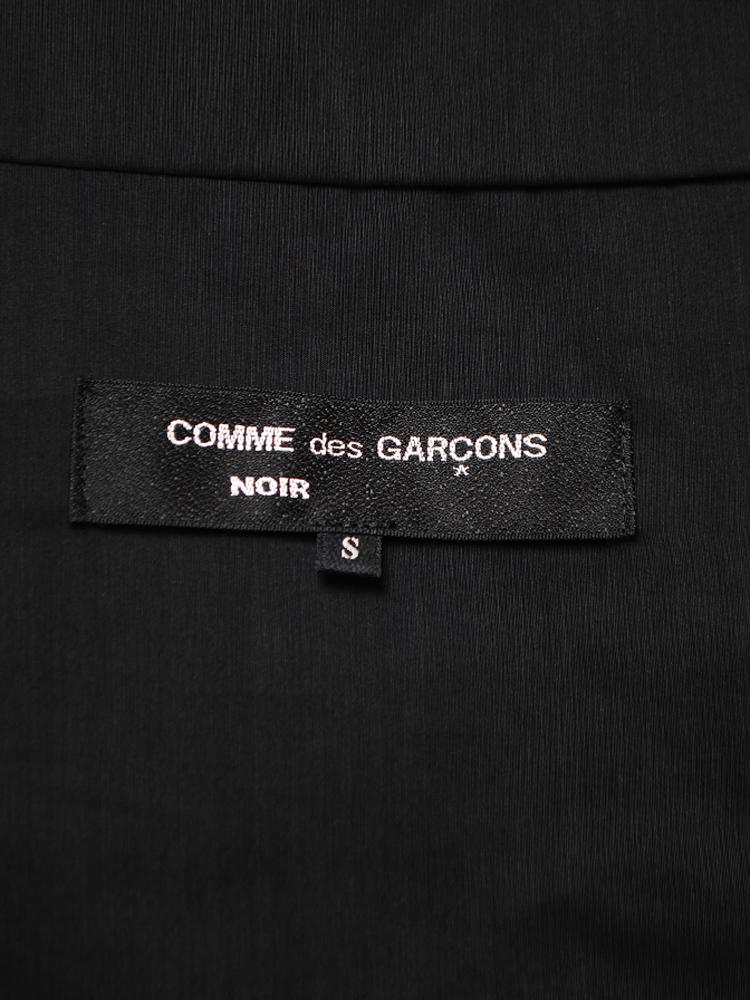 COMME des GARCONS NOIR</br>AD1993