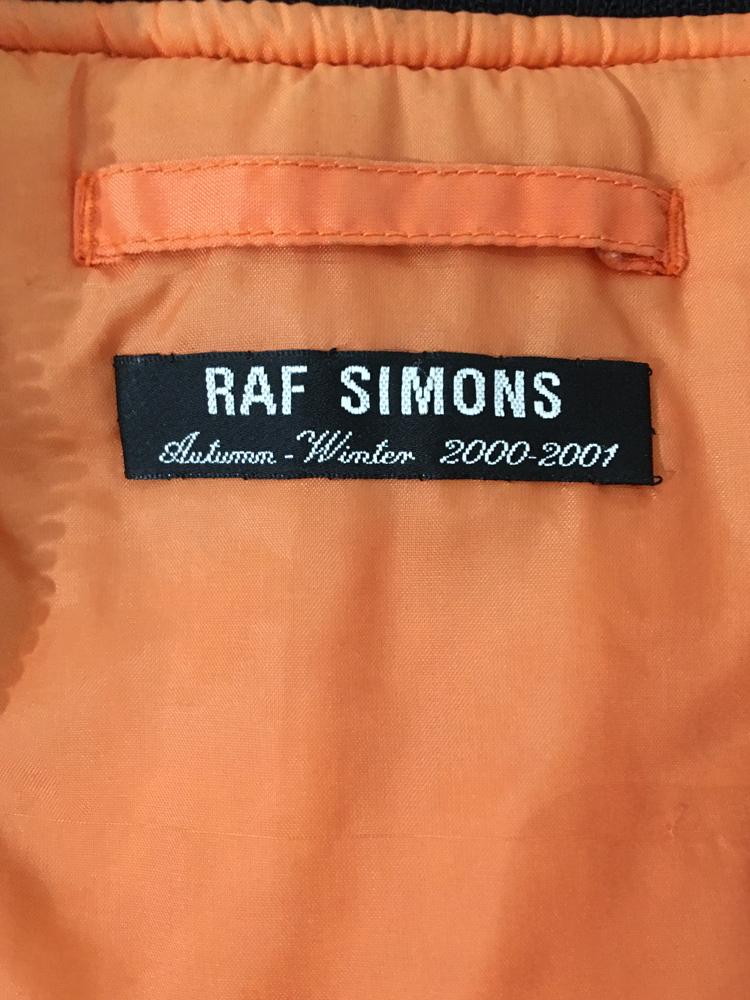 RAF SIMONS</br>2000-2001 AW