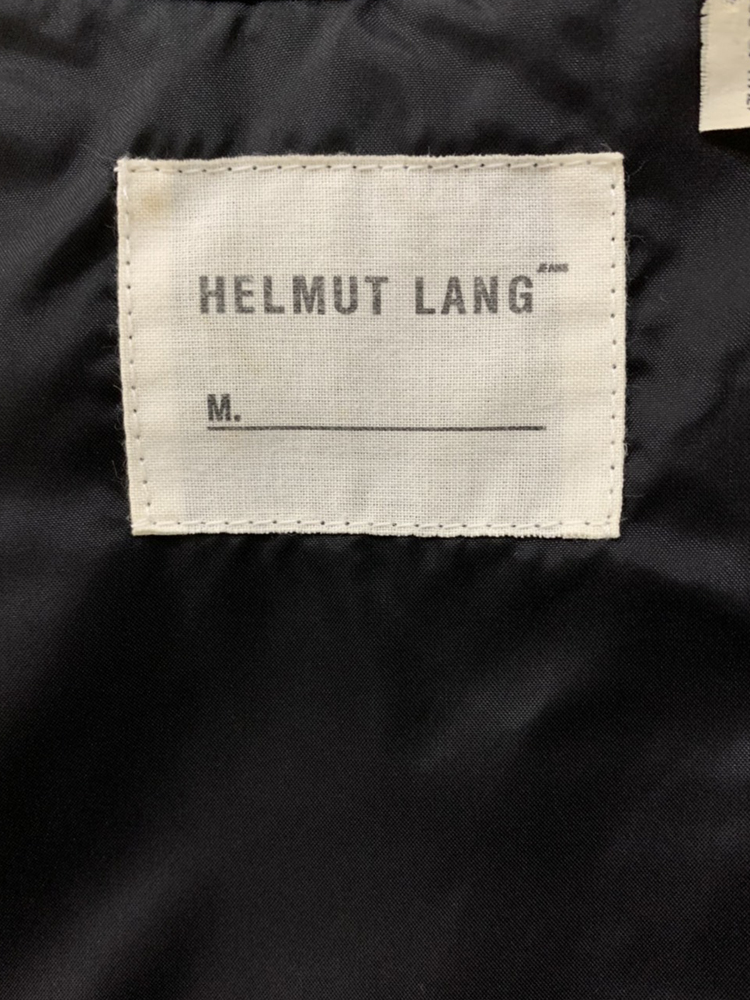 Helmut Lang late</br>1990
