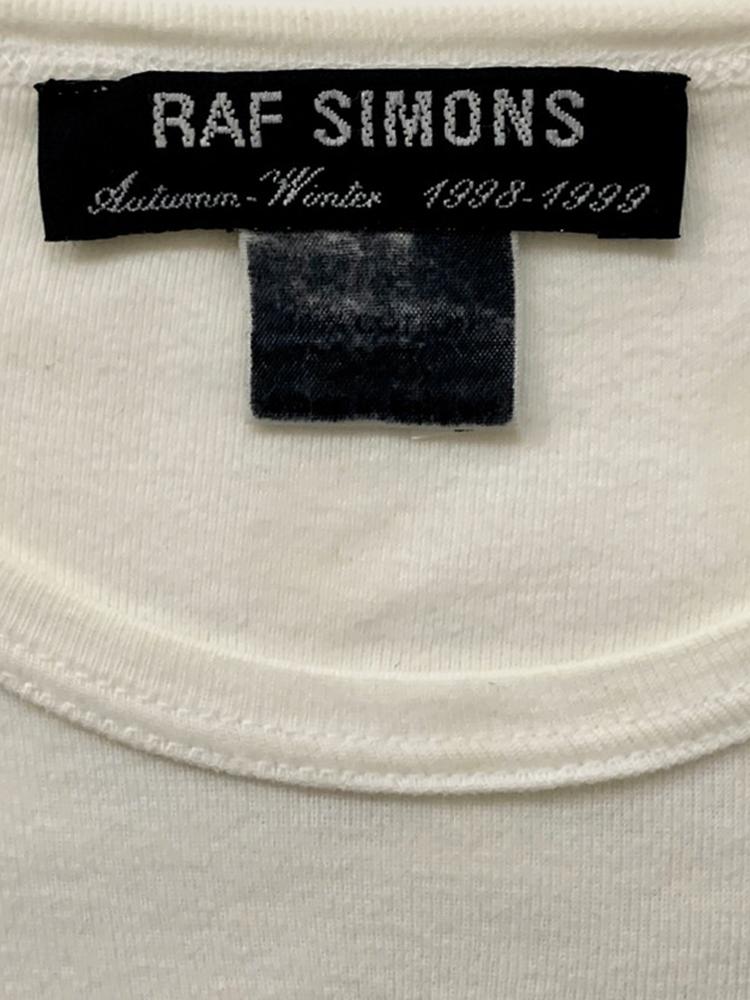 RAF SIMONS</br>1998-1999AW