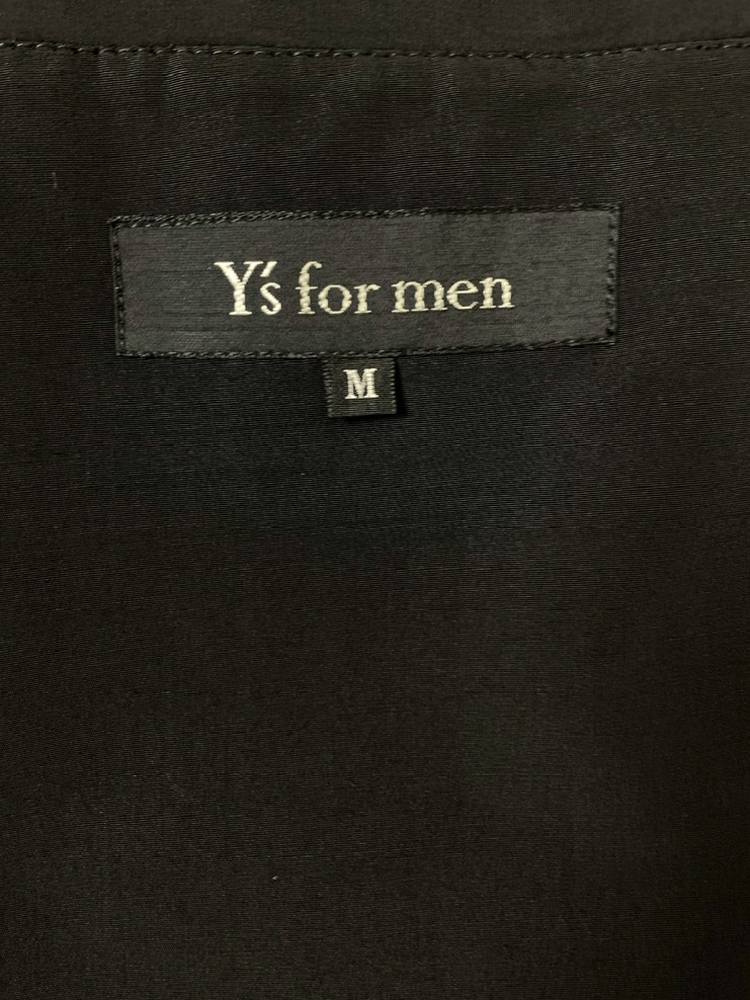 Y's for men</br>1990s