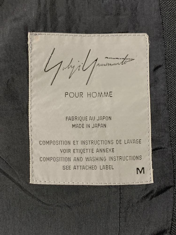 Yohji Yamamoto POUR HOMME</br>1998 SS