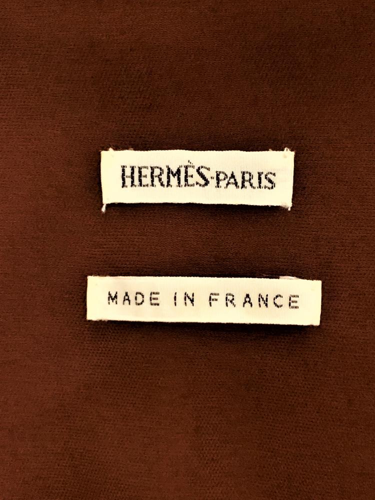 HERMES by Martin Margiela</br> 2002 SS