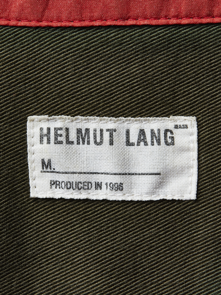 Helmut Lang</br>1996 SS