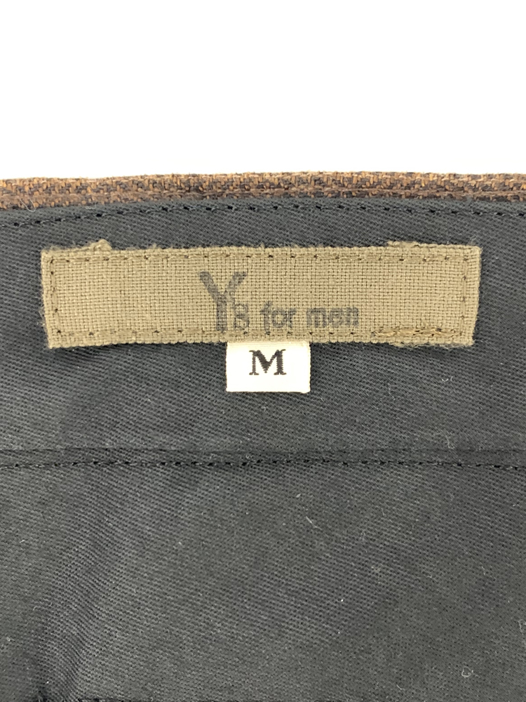 Y's for men</br> 1980s