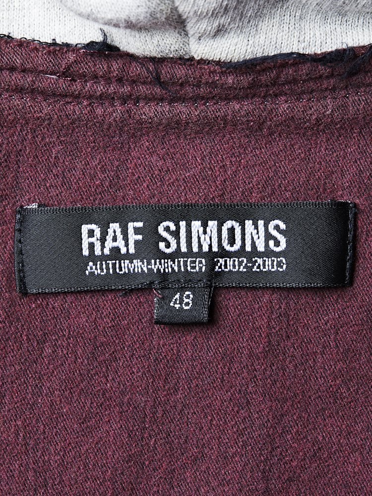 RAF SIMONS</br>2002-2003 AW