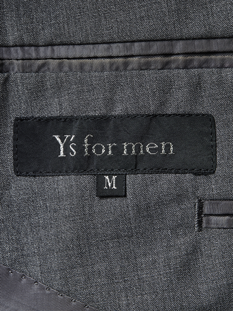 Y's for men</br>late 1990