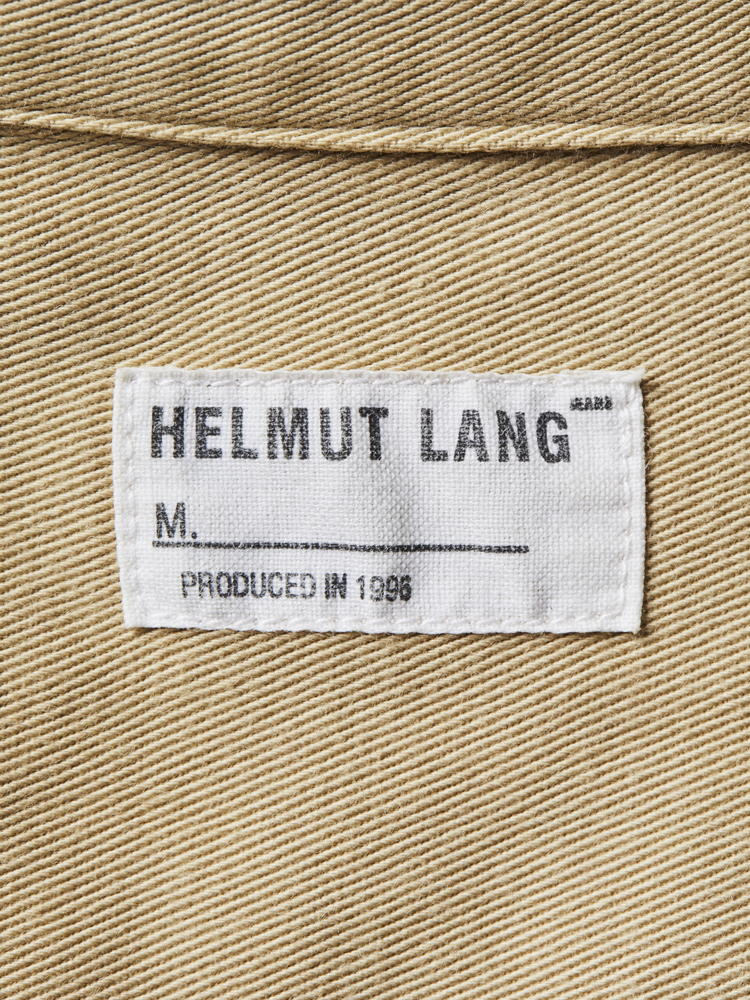 Helmut Lang</br>1996 AW
