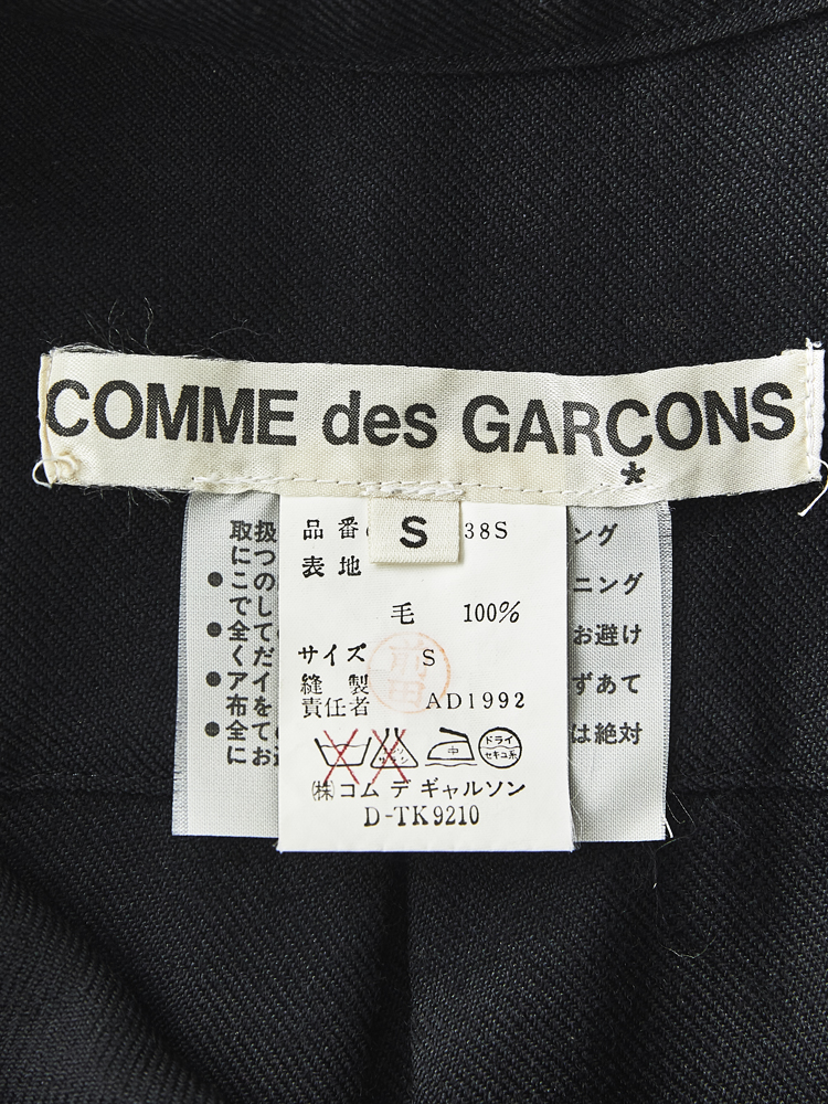 COMME des GARCONS</br>1992 AW
