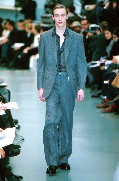 Rive Gauche by</br>Hedi Slimane</br>1999 AW