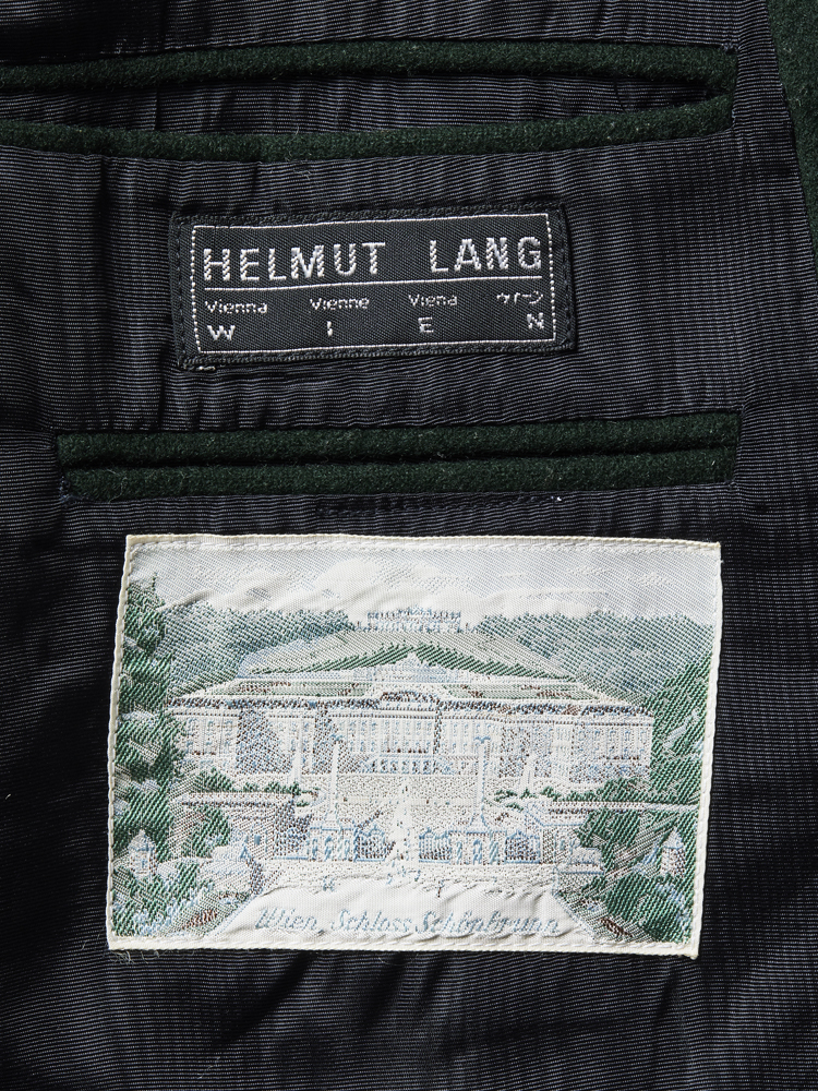 Helmut Lang</br>1988 AW