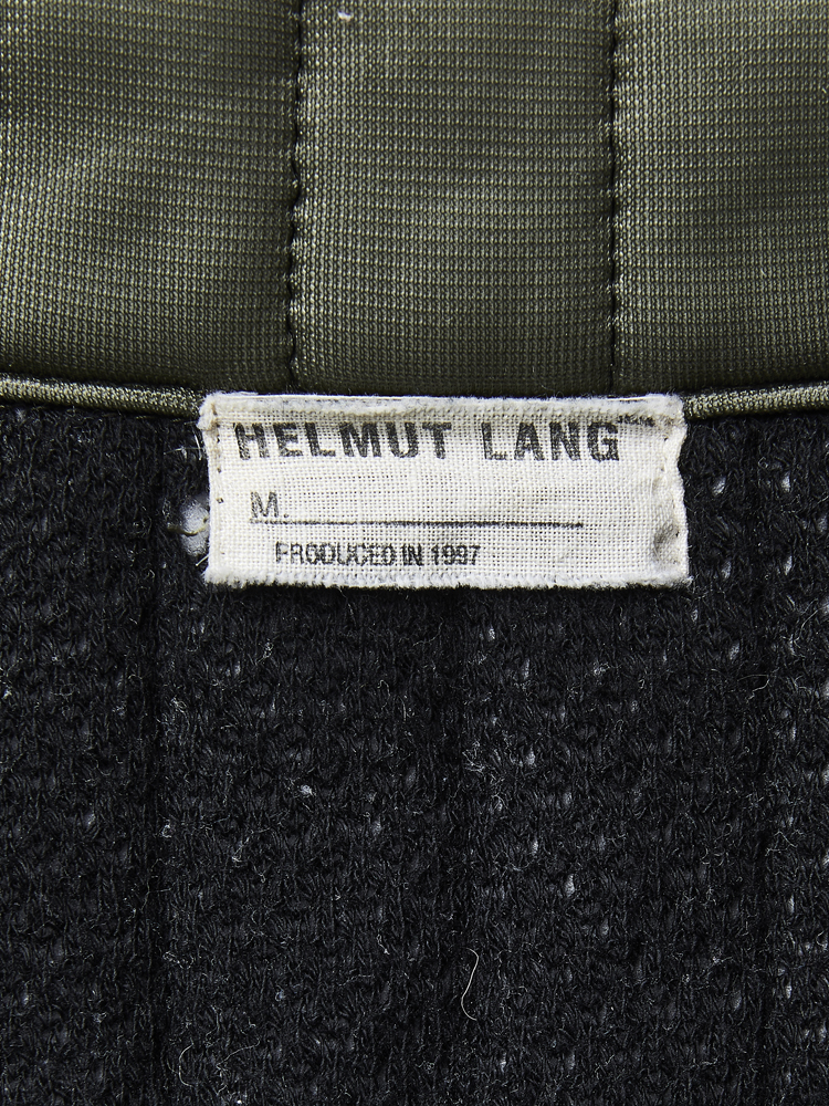 Helmut Lang</br>1997 AW