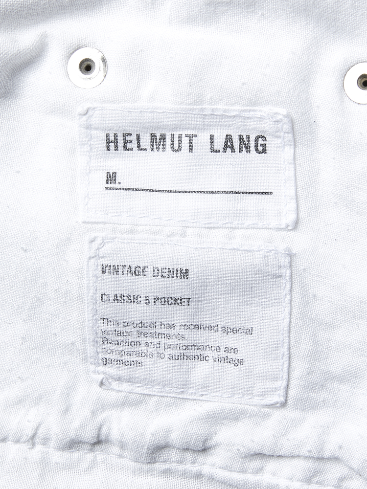 Helmut Lang</br> early 2000