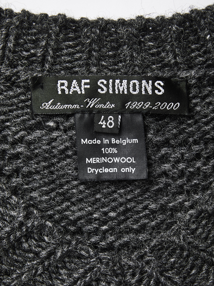 RAF SIMONS</br>1999-2000 AW