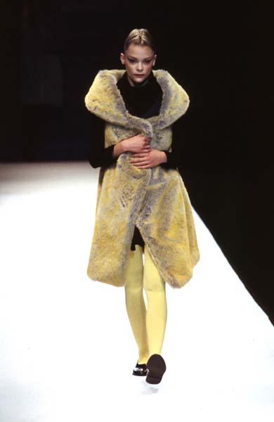 Yohji Yamamoto</br>FEMME 1996 AW