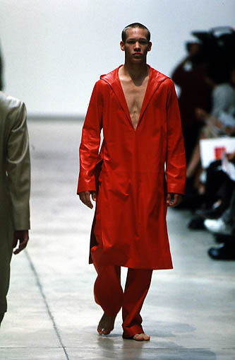 Rive Gauche by</br>Hedi Slimane</br>2000 SS