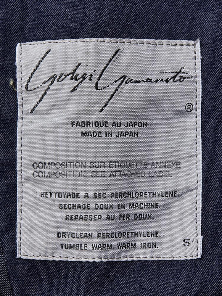 Yohji Yamamoto</br>FEMME 1986 AW
