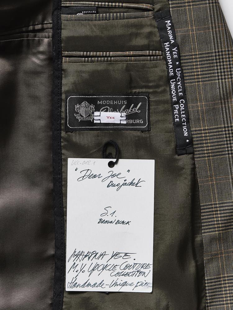 Marina Yee</br>Dear Joe Duo Jacket