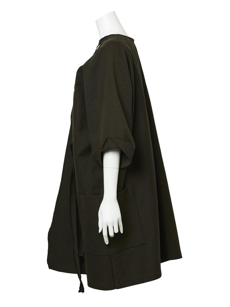 Marina Yee</br>Dust Coat