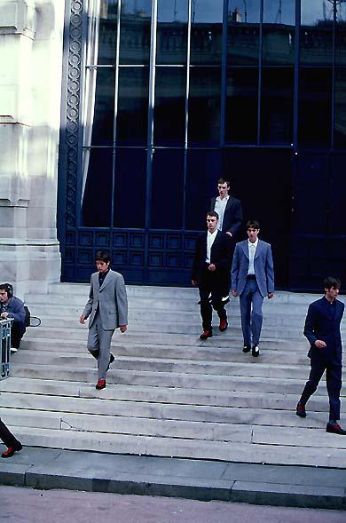 COMME des GARCONS</br>HOMME 1999 SS