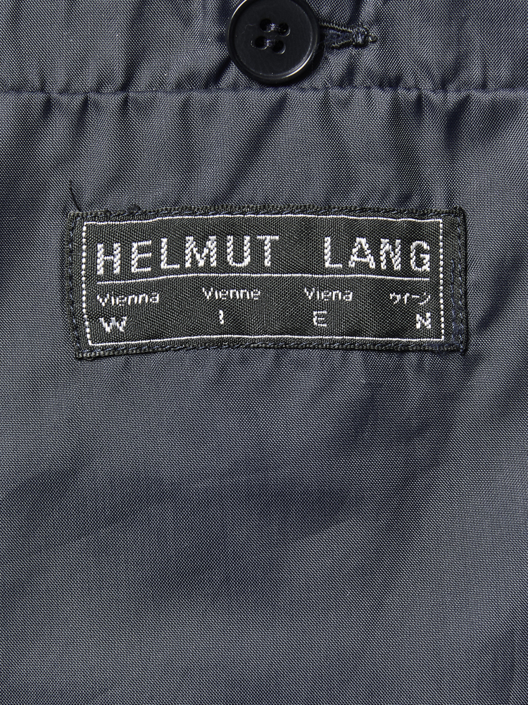 Helmut Lang</br>1990 AW