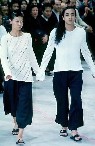 Yohji Yamamoto POUR HOMME</br>1999 SS