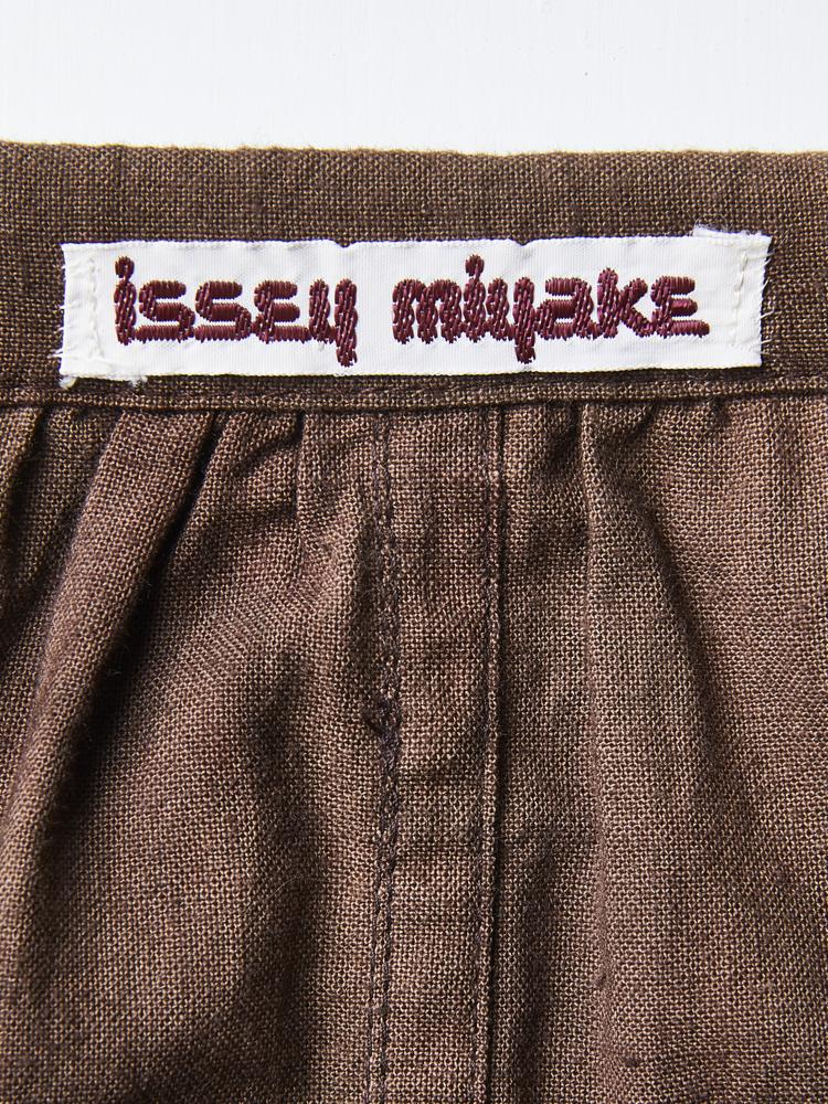 ISSEY MIYAKE</br>1970s
