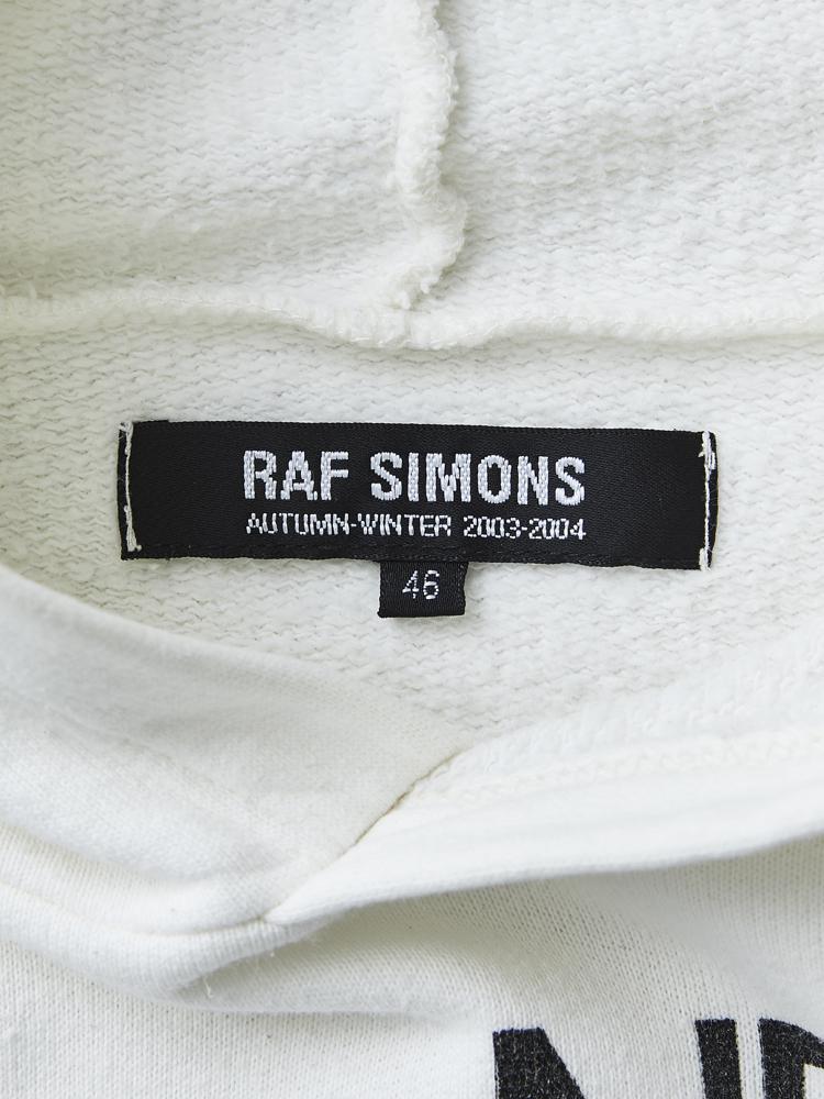 RAF SIMONS</br>2003-2004 AW