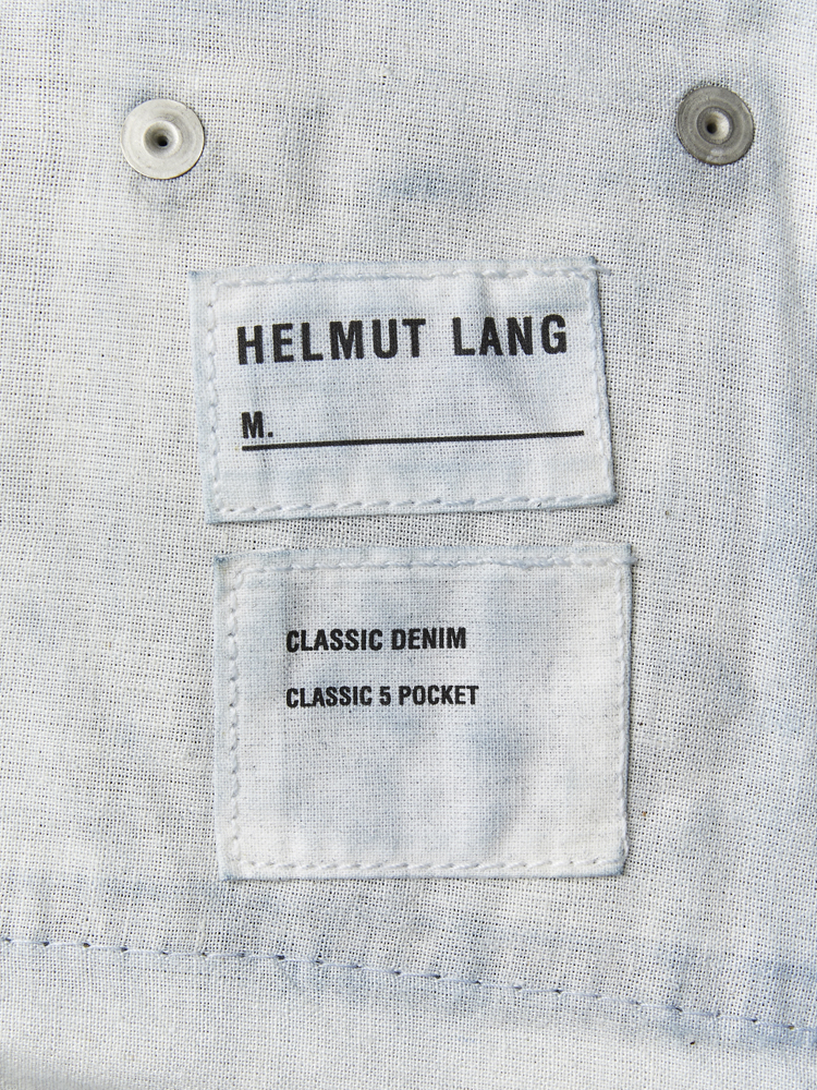 Helmut Lang</br>2003 SS