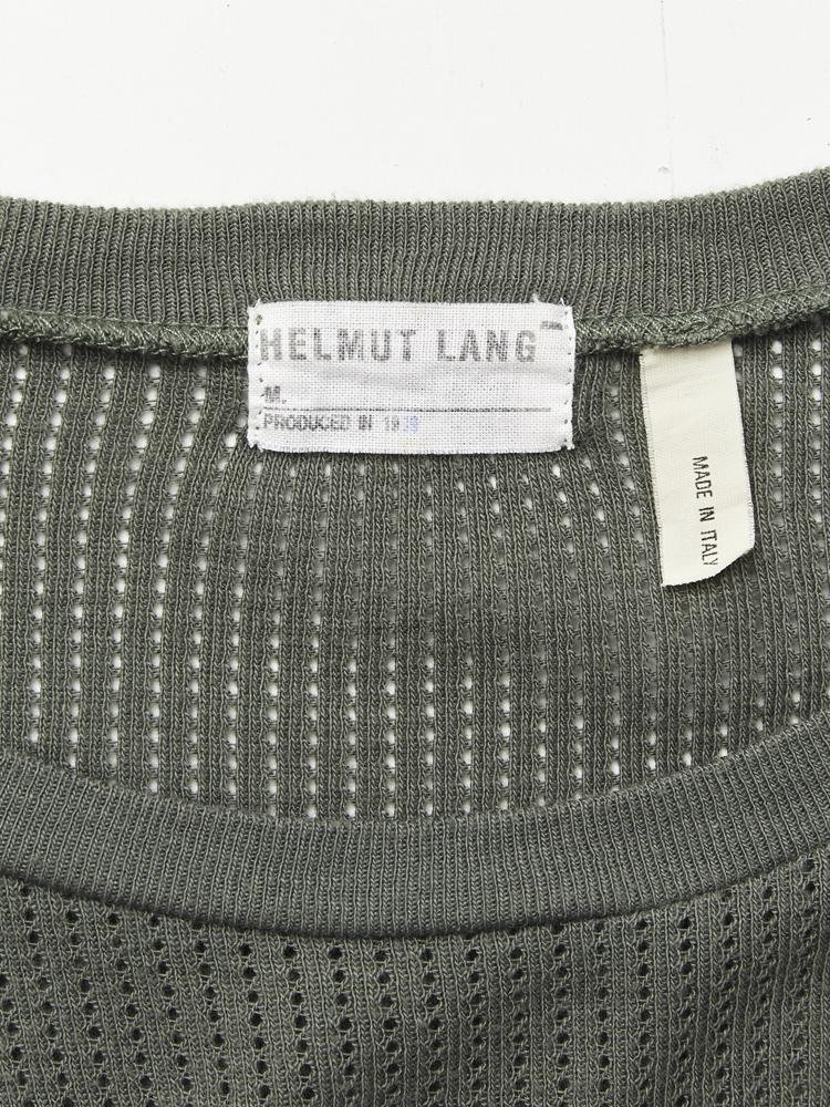 Helmut Lang</br>1999 SS