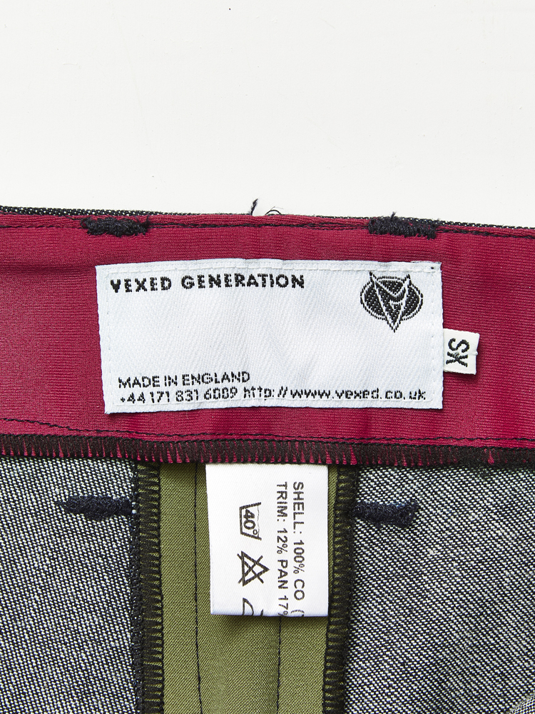 Vexed Generation</br>late 1990
