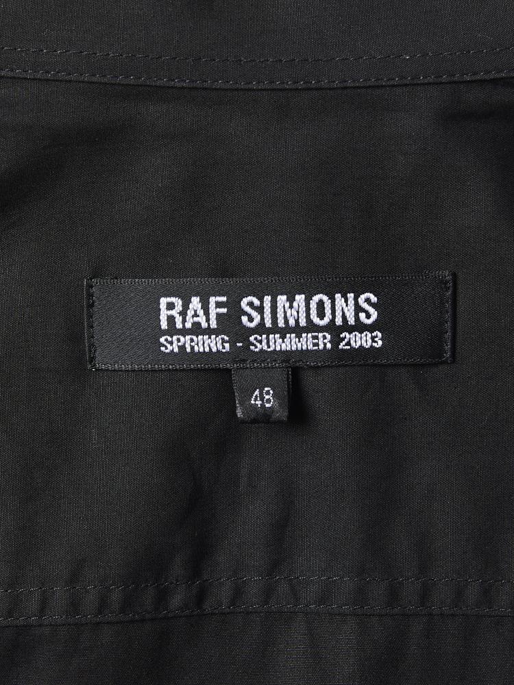 RAF SIMONS</br>2003 SS
