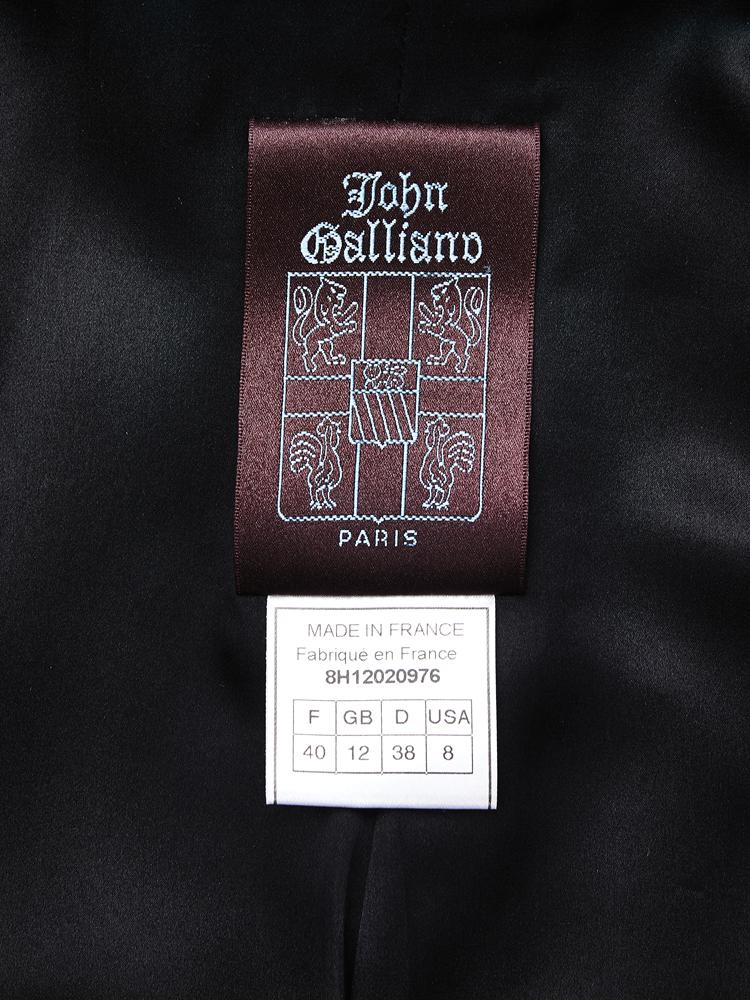 John Galliano</br>1989 AW
