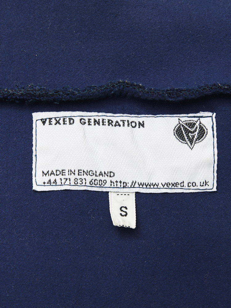 Vexed Generation</br>1996 AW