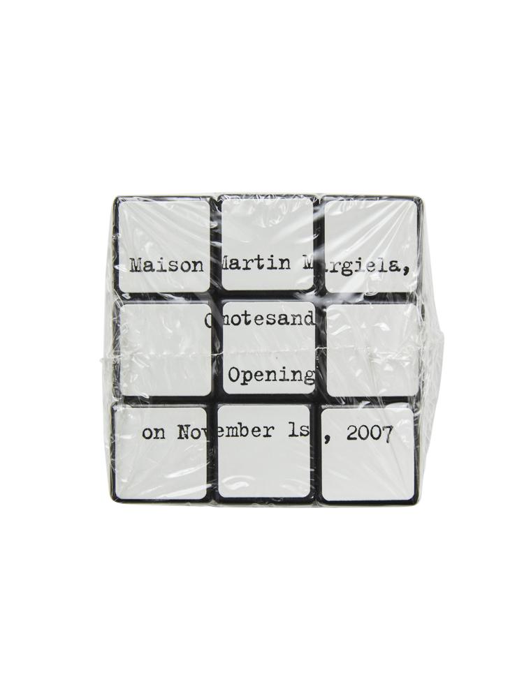 Maison Martin Margiela</br>November 1st 2007