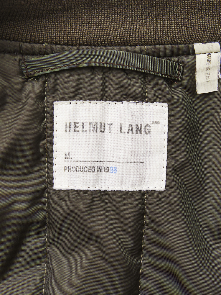 Helmut Lang</br>1998 AW