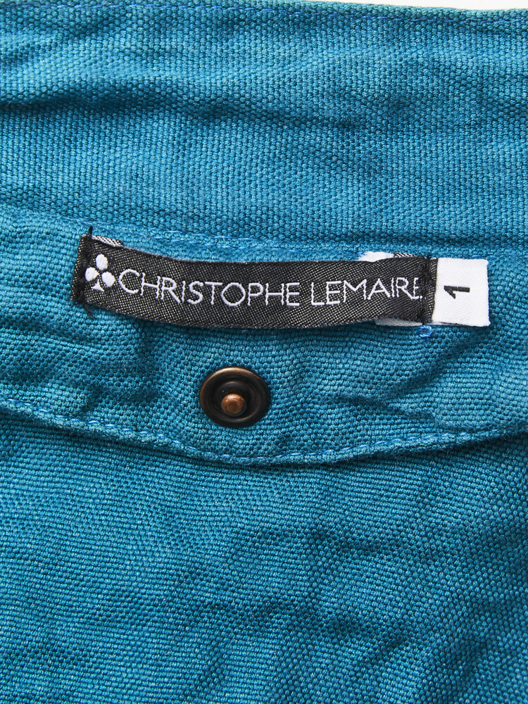 CHRISTOPHE LEMAIRE</br>late 1990