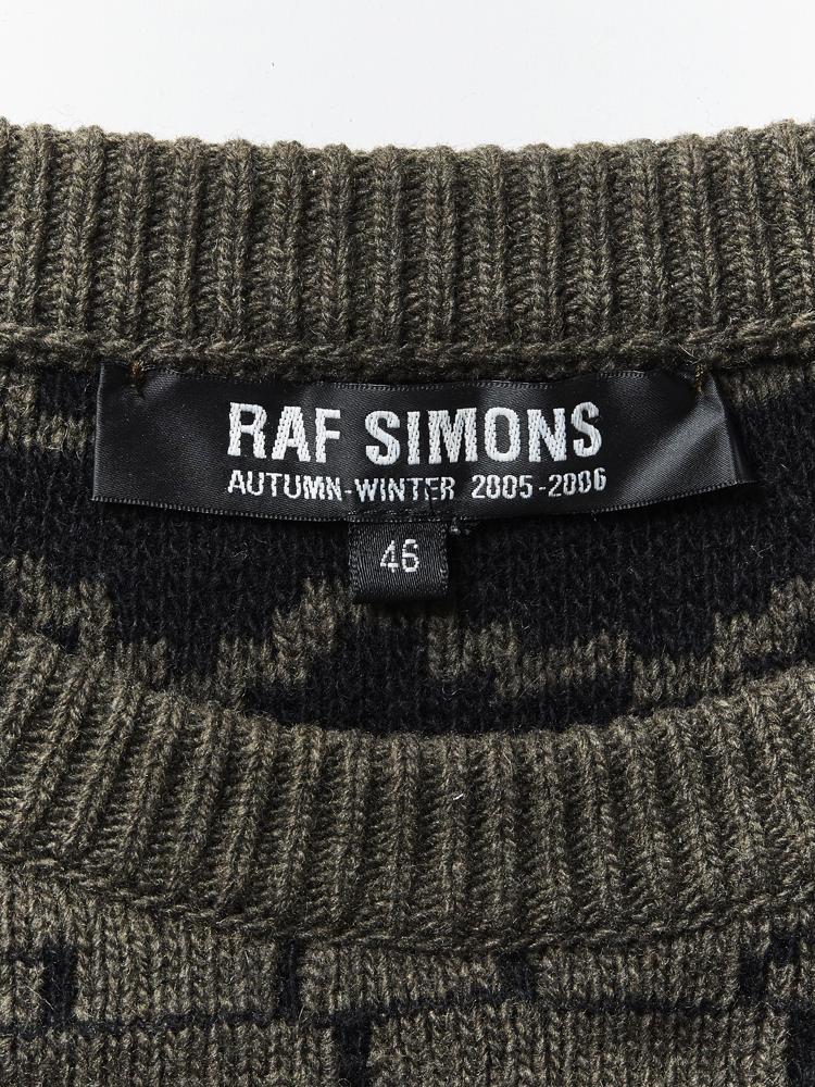 RAF SIMONS</br>2005-2006 AW